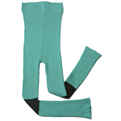 Leggings Gaspar-green