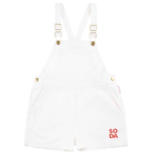 'soda' short overall baby(12M)