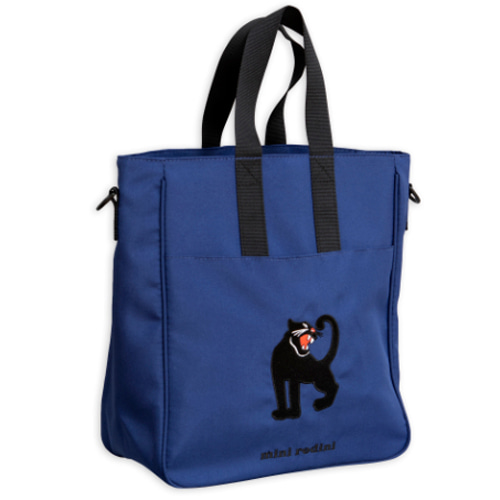 panther gym bag-blue