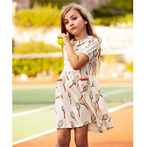 [mini rodini]tennis ss dress-30%
