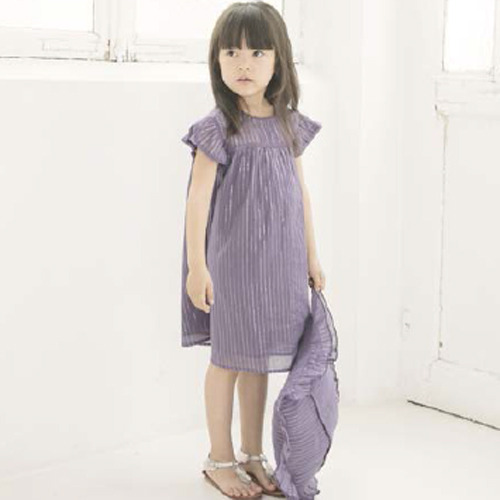 [Louis Louise]Dress Felicia-purple(60%)