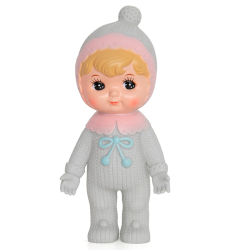 woodland doll-blond grey