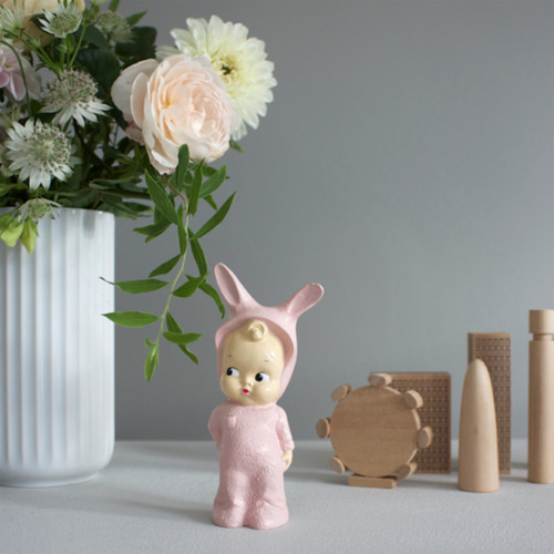 the lost toys- mini lapin pink