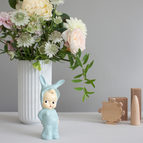 the lost toys- mini lapin blue