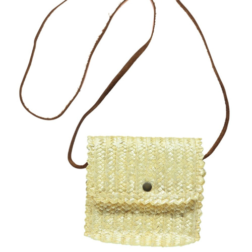 Clautilde Straw Bag