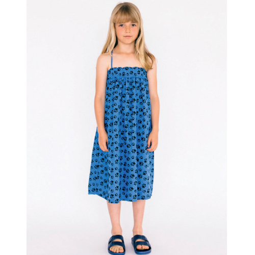 Dress Johanna-foot prints