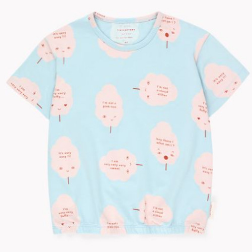 [tinycottons]'CANDY FLOSS' ss tee-30%