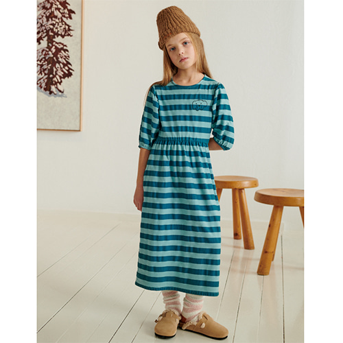 herbert stripes dress