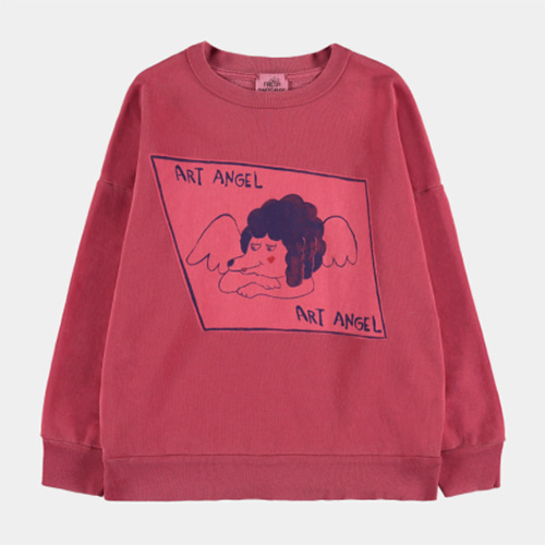 [fresh dinosaurs] sweatshirt- art angel-20%