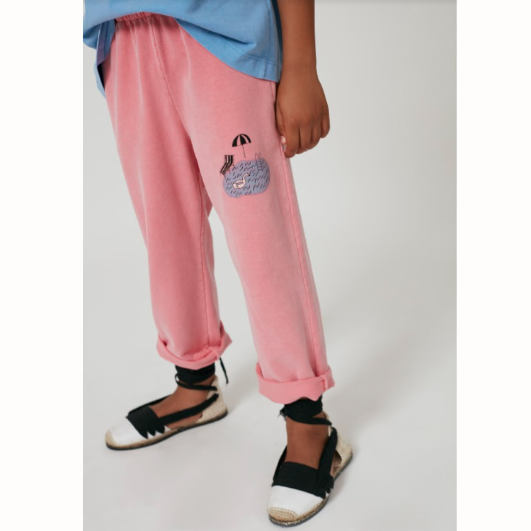 [Weekend House Kids]Pool Pants-pink