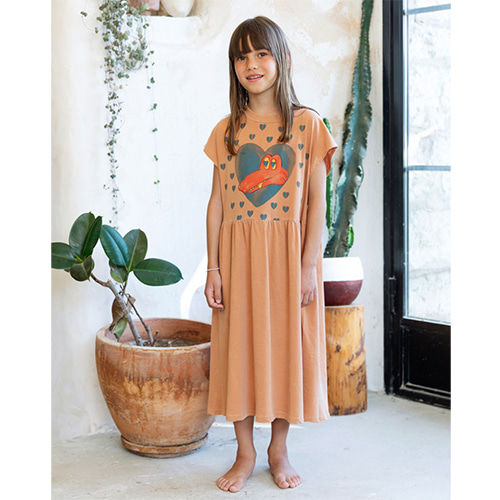 [Fresh Dinosaurs]Coco Maxi Dress